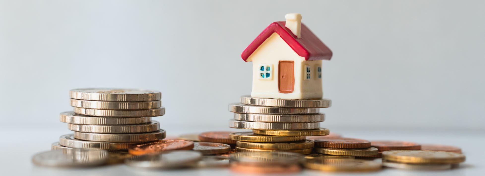 El presupuesto destinado para la entrada de una vivienda se incrementa un 17% en cinco años en España